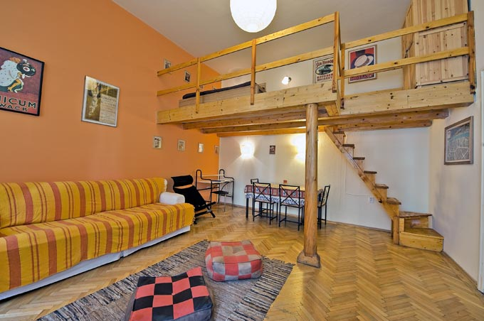 Details, pictures and price of the apartment Opera Romantica - O utca, Budapest n.1