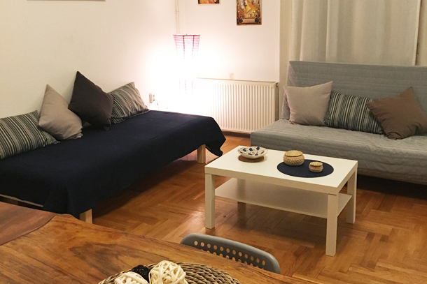 Details, pictures and price of the apartment Turandot - Akacfa 5, Budapest n.1