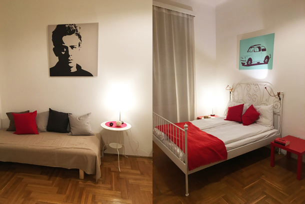 Details, pictures and price of the apartment Turandot - Akacfa 5, Budapest n.6