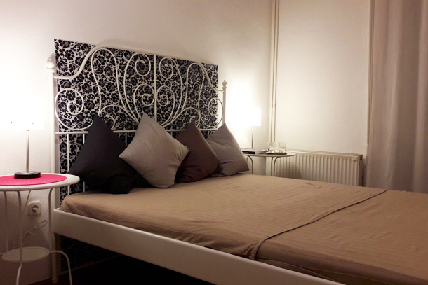Details, pictures and price of the apartment Turandot - Akacfa 5, Budapest n.8