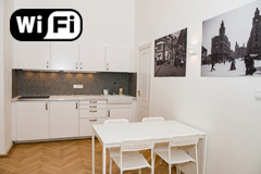 Details, pictures and price of the apartment Rigoletto - Erzsebet krt 40, Budapest