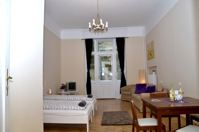 Details, pictures and price of the apartment Mascagni - Alkotmany19, Budapest n.6
