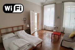 Details, pictures and price of the apartment Boheme, Budapest