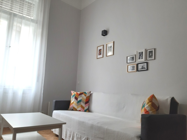 Details, pictures and price of the apartment Stradivari - Rozsa, Budapest n.5