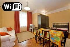 Details, pictures and price of the apartment Puccini - Oktogon, Budapest