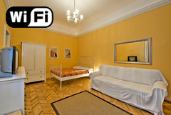 Details, pictures and price of the apartment Callas, Budapest