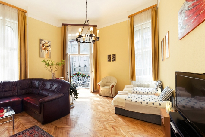 Details, pictures and price of the apartment Bizet - Bathory, Budapest n.1