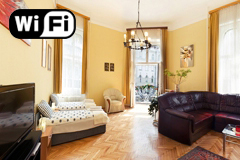 Details, pictures and price of the apartment Bizet, Budapest
