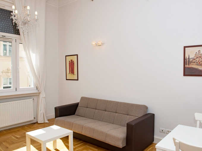 Details, pictures and price of the apartment Strauss - Zrinyi 12, Budapest n.2