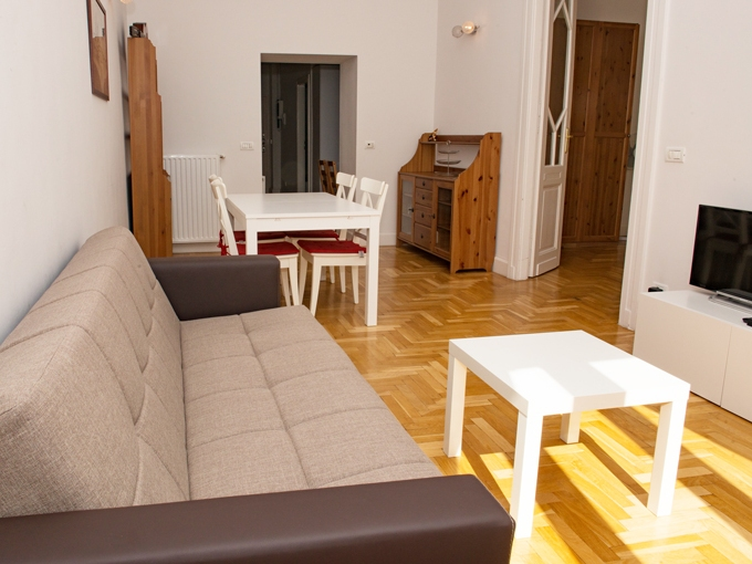 Details, pictures and price of the apartment Strauss - Zrinyi 12, Budapest n.3