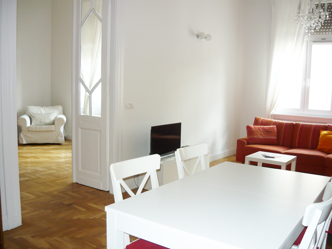Details, pictures and price of the apartment Strauss - Zrinyi 12, Budapest n.4