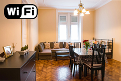 Details, pictures and price of the apartment Carmen - Jozsef Krt 18, Budapest