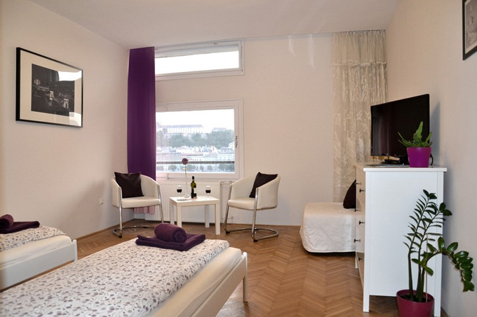 Details, pictures and price of the apartment Norma - Szechenyi 1, Budapest n.1