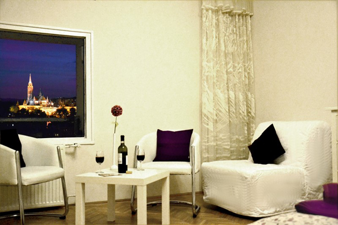Details, pictures and price of the apartment Norma - Szechenyi 1, Budapest n.7