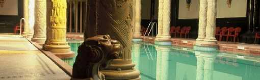 Thermal bath Gellert in Budapest